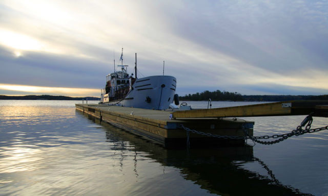 Harbour laituri, Ruotsi.jpg