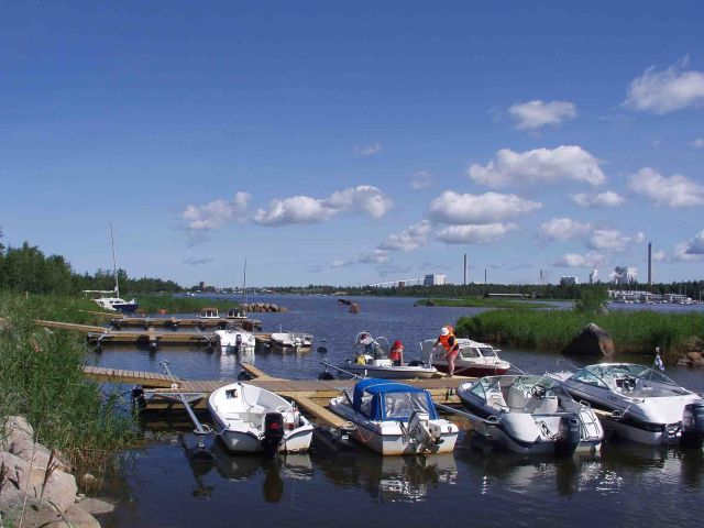 Harbour satamalaituri, Pietarsaari.jpg