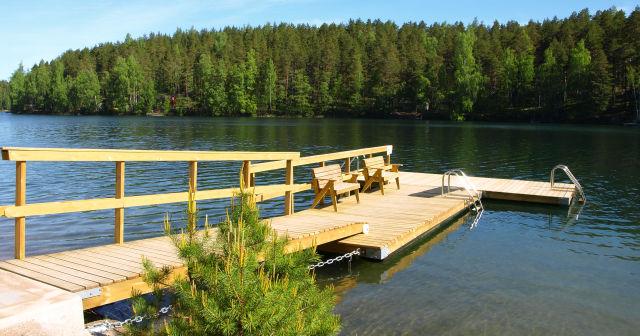 Matala-Susanna uimala, Kuusjoki.jpg